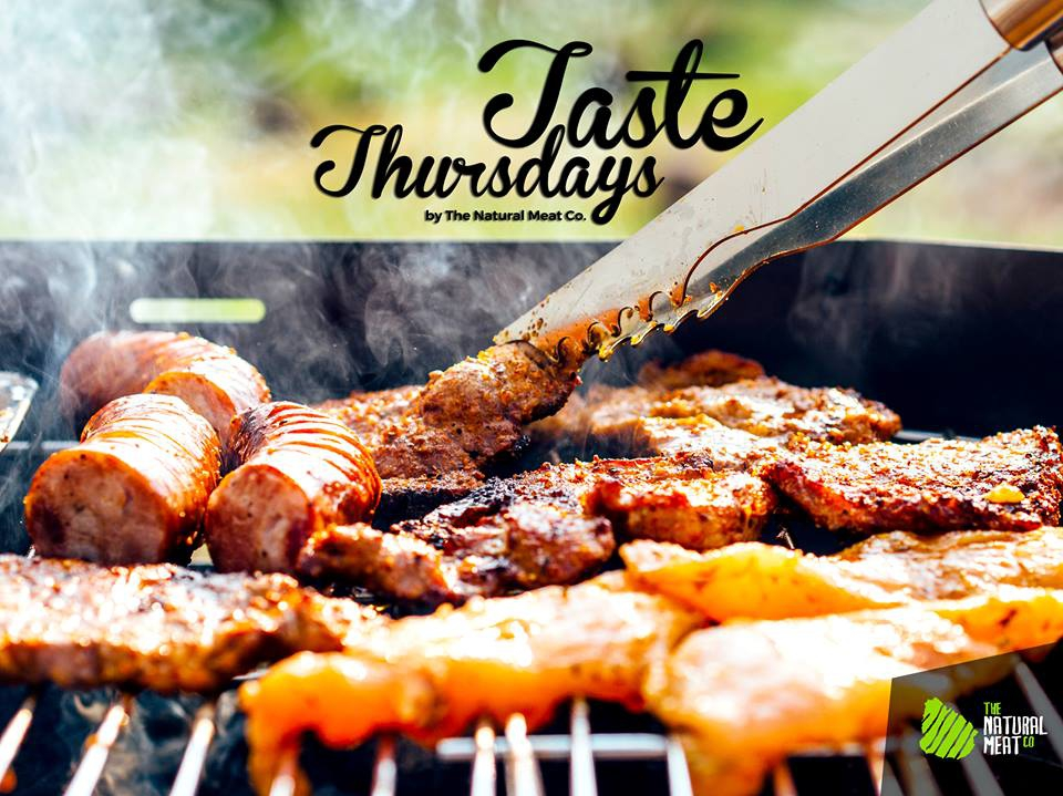 Taste Thursdays by The Natural Meat Co