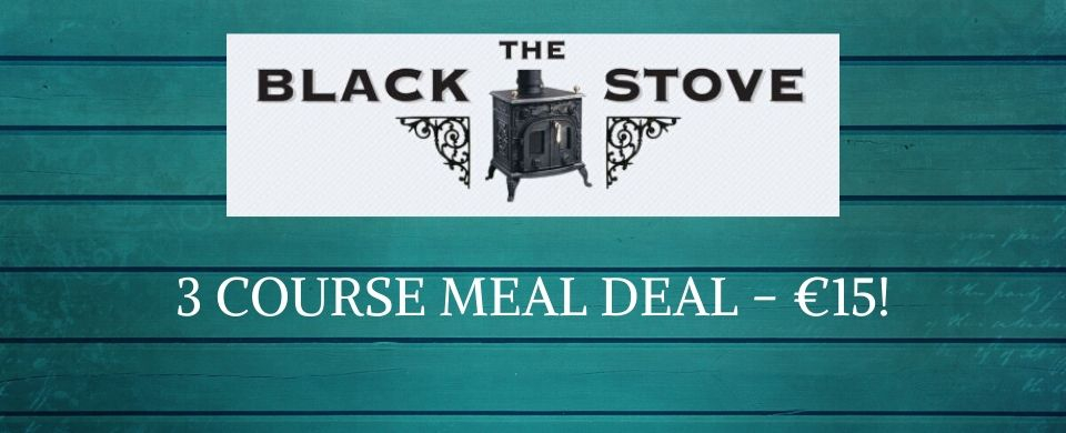The Black Stove Meal Deal
