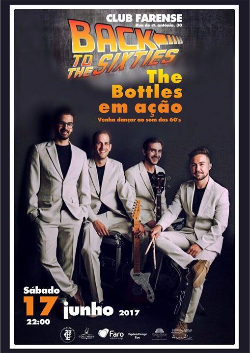 The Bottles em ação - Club Farense