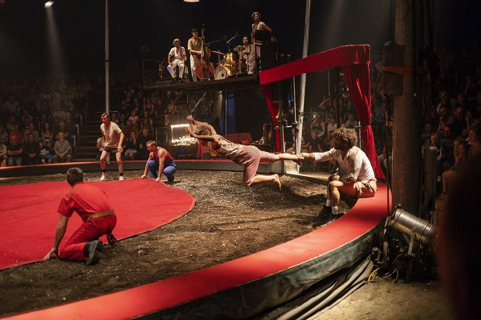 The Circus Season - NYE Show