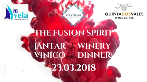 The Fusion Spirit - Wine Dinner