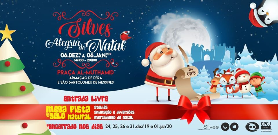 The Joy of Christmas in Silves