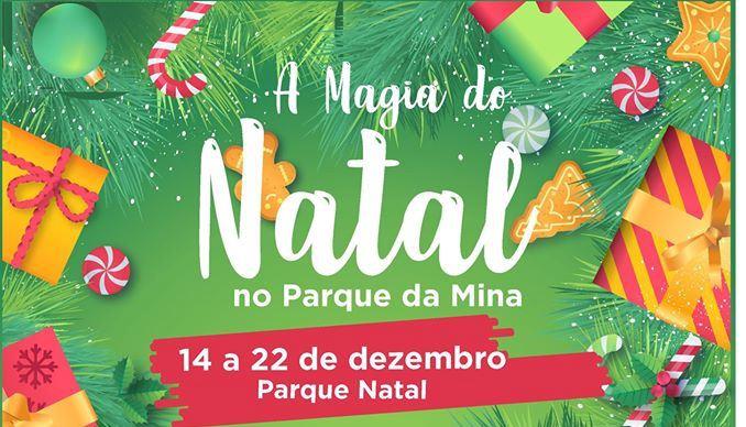The Magic of Christmas at Parque da Mina