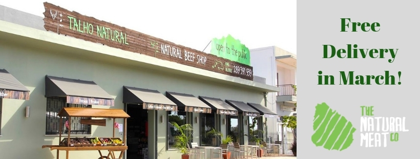 The Natural Meat Co. - Free Delivery in March