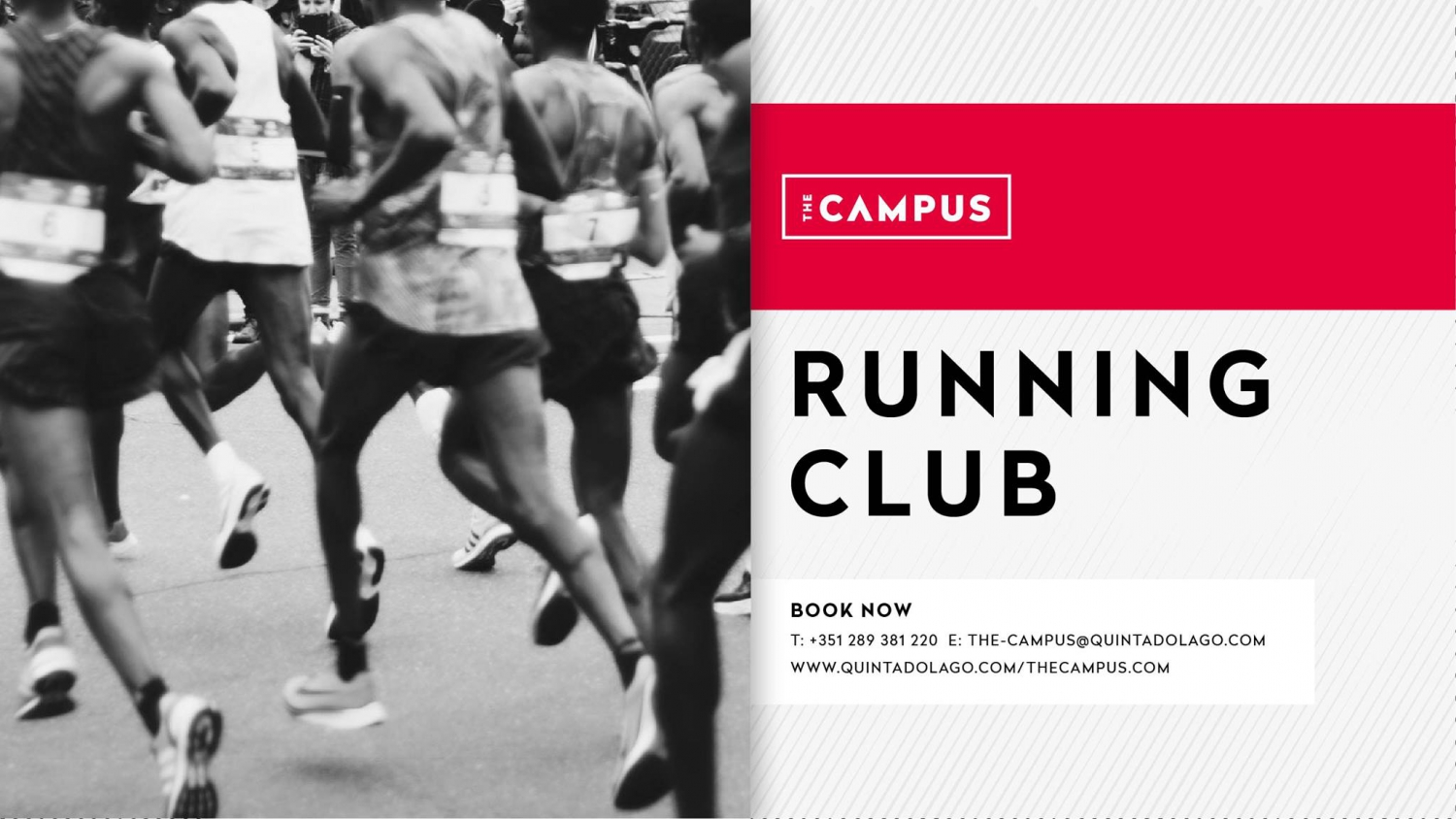 The Running Club at The Campus