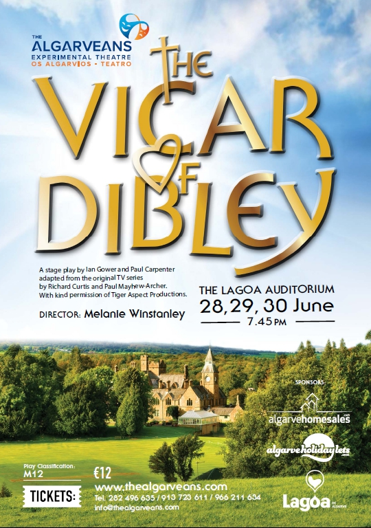 The Vicar of Dibley - Algarveans Theatre Group
