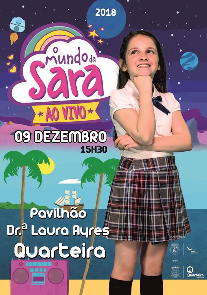 The World of Sara in Quarteira