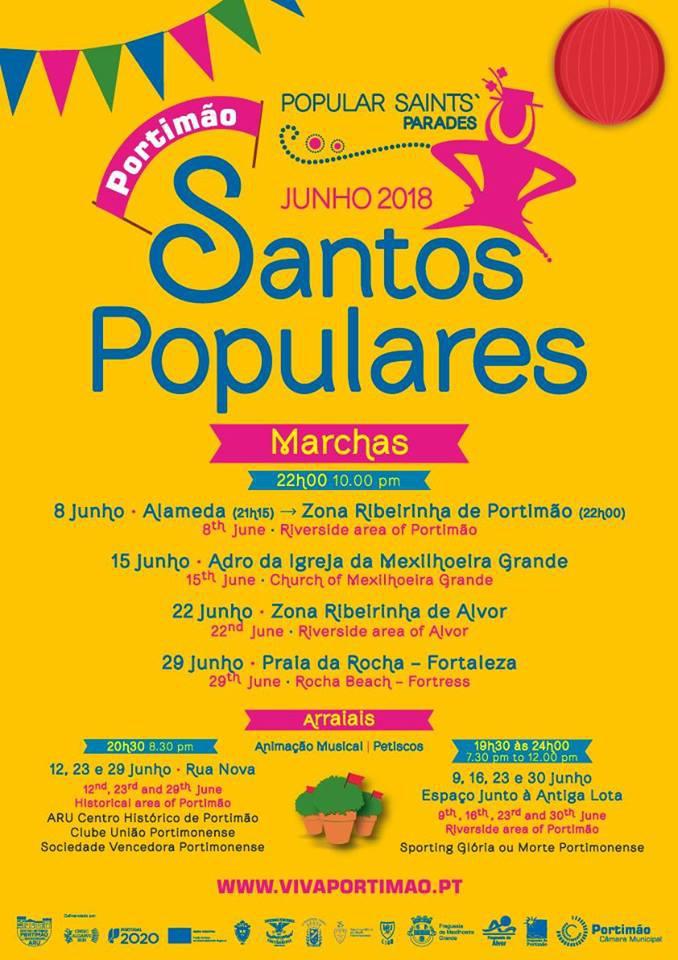 Traditional Parades - Portimão