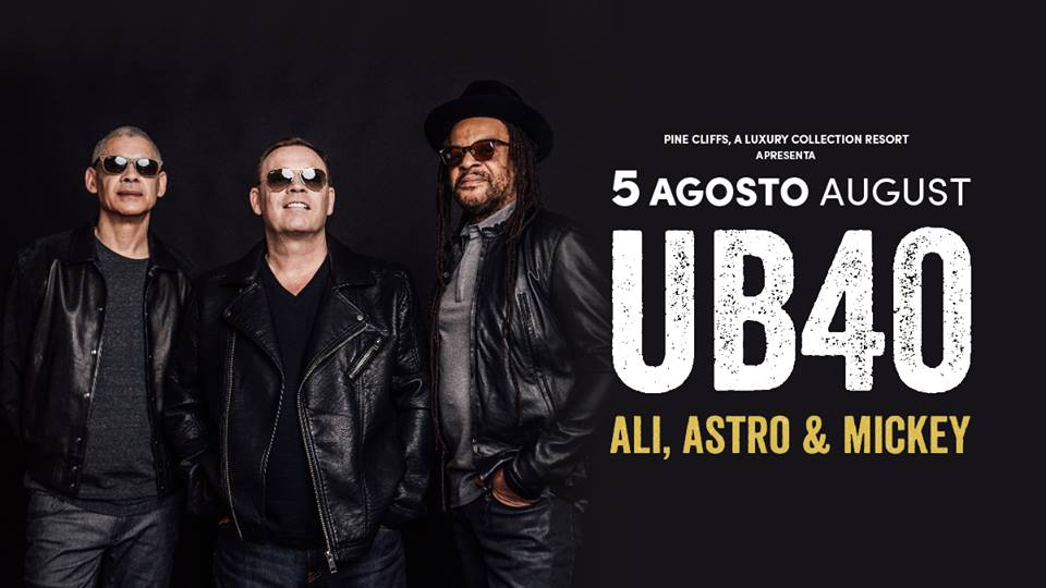 UB40 Live in the Algarve