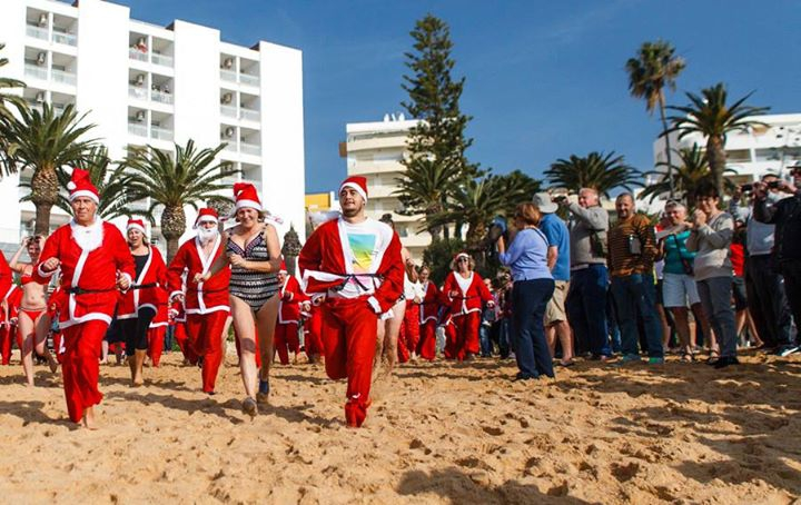 Swim for charity with the Holiday Inn Algarve