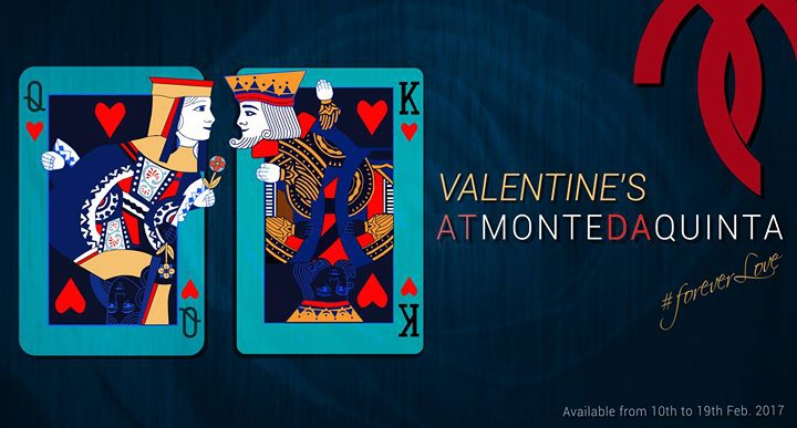 Valentine's at Monte da Quinta Resort