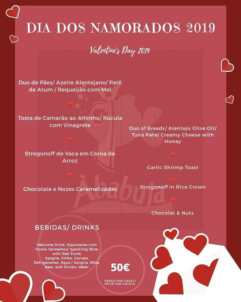 Valentine's Day at Àbabuja