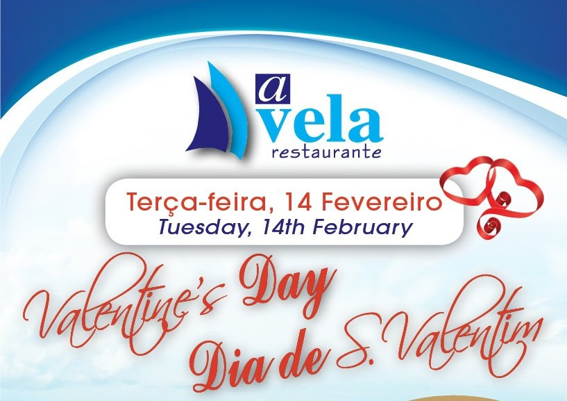 Valentine's Dinner at A Velha Restaurant