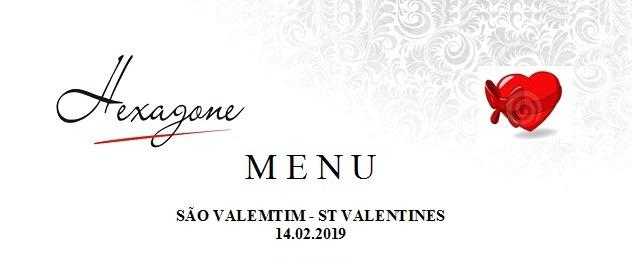 Valentine's Dinner at Hexagone Restaurant