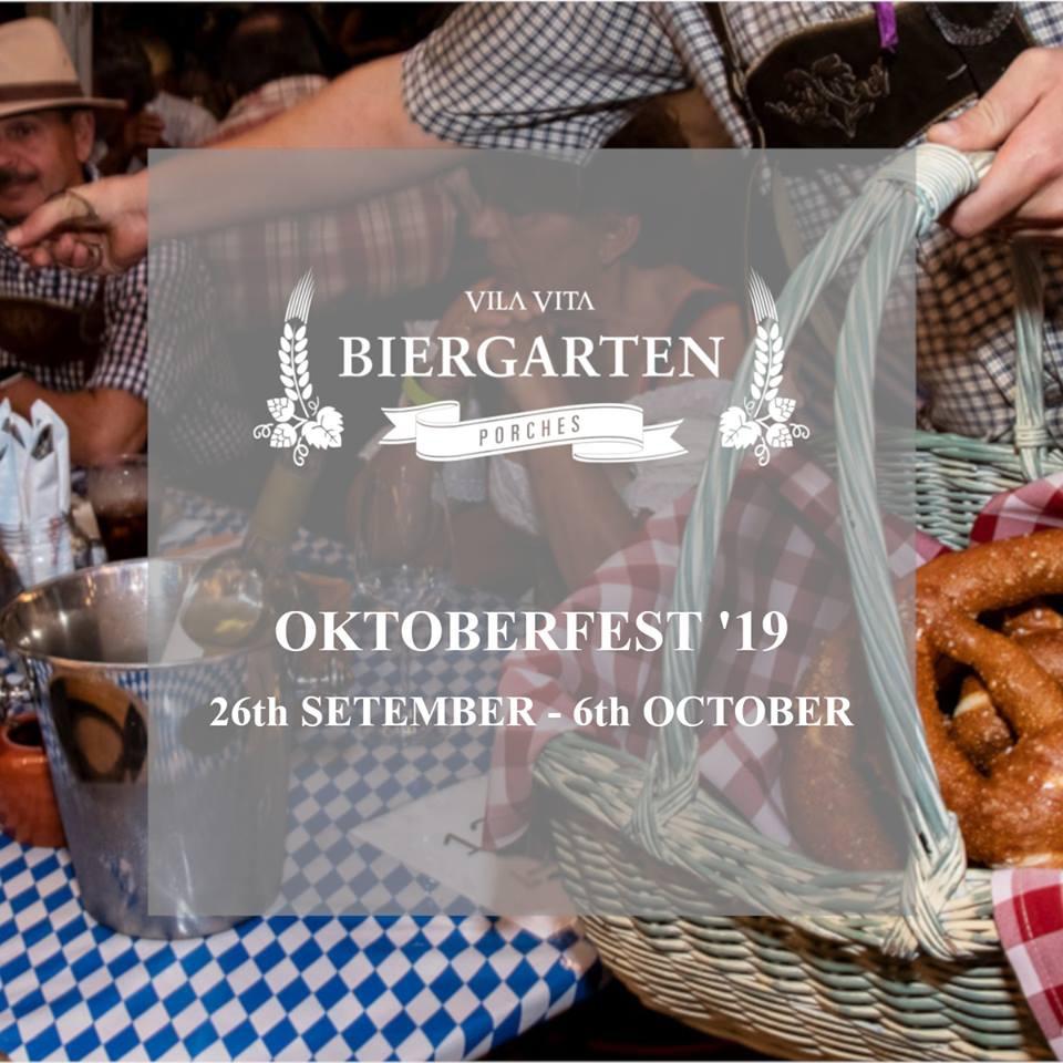 Vila Vita Biergarten Oktoberfest '19