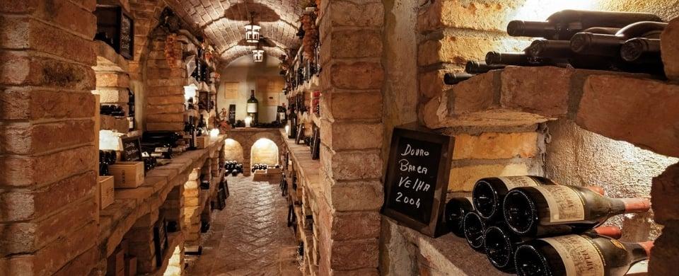 VILA VITA Parc Wine Cellar Dining