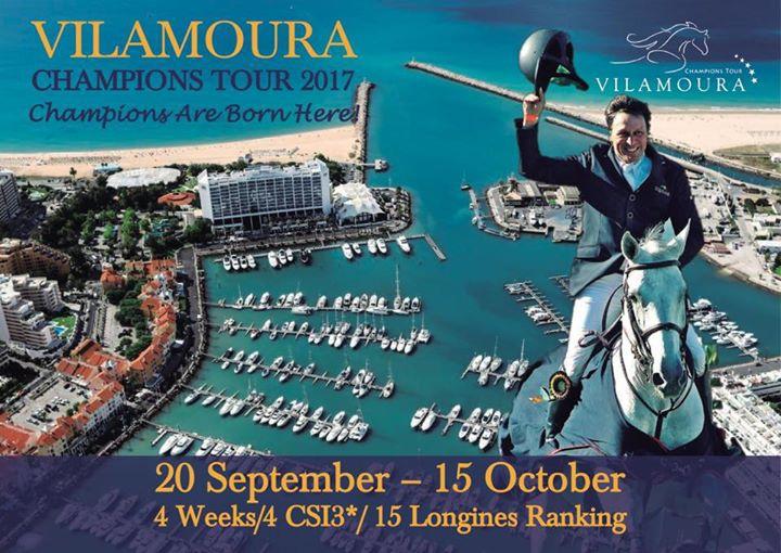 Vilamoura Champions Tour 2017