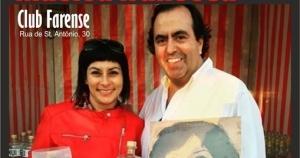 Viviane e Hélio Loureiro