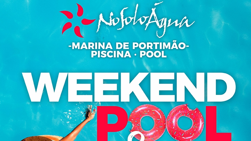 Weekend Pool Sessions at NoSoloÁgua