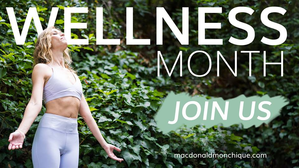 Wellness Month at Macdonald Monchique