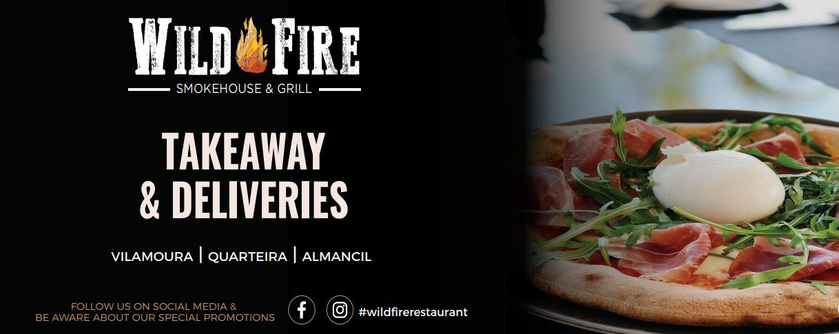 Wild Fire Take Away and Delivery Service
