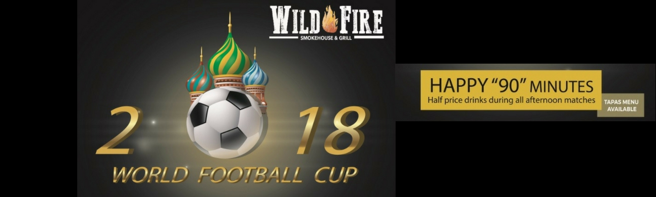 WildFire World Cup Happy Hour