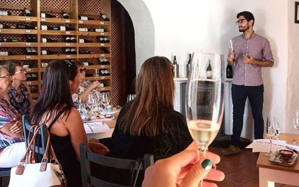 Wine Tasting at Rolha Wine Bar