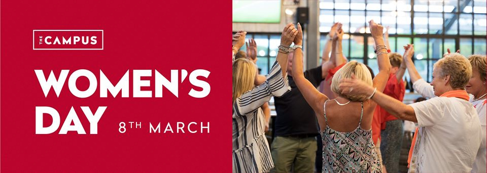 Women's Day at The Campus