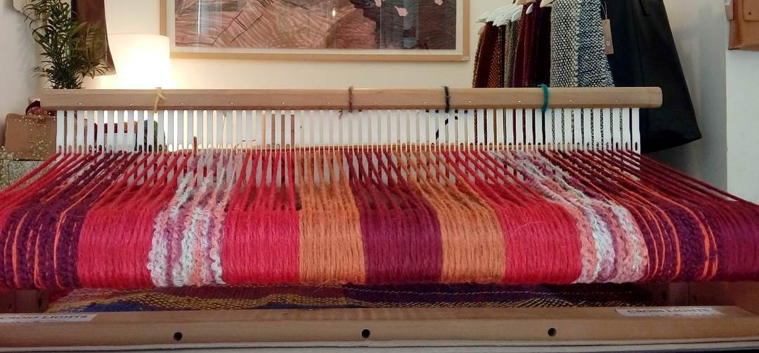 Work on the Loom Demonstration