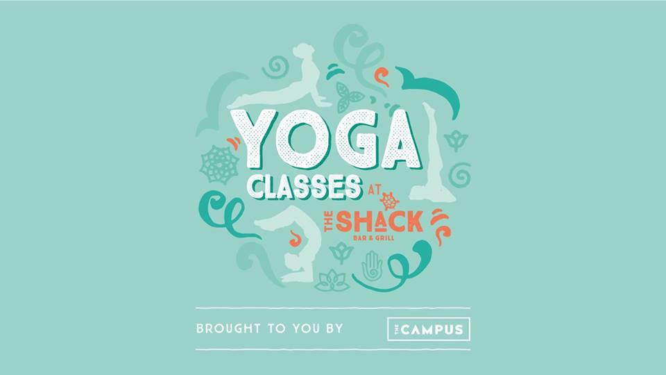 Yoga at The Shack