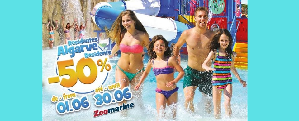 Zoomarine - discount for Algarve residents