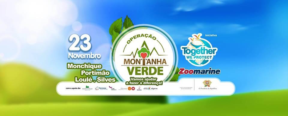 Zoomarine's Operation Green Mountain 2018