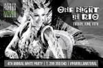One Night in Rio - White Party at Parrilla Natural