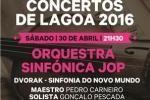 Orquestra Sinfónica JOP - Dvořák's Symphony no.9 - Lagoa