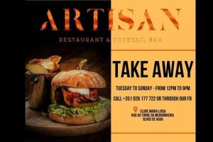 Artisan Restaurant - Food & Cocktail Take Away Service
