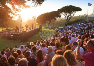 Camané and Mário Laginha Open Air Concert at Vale do Lobo