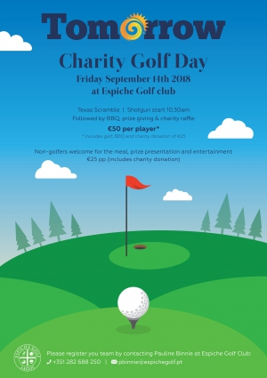 Charity Golf Day, sponsored by Abacoz Properties