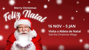 Christmas Time at MAR Shopping Algarve