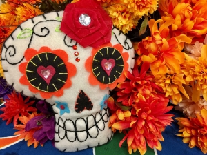 Day of the Dead at Casa de Mondo