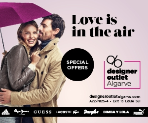 Designer Outlet Algarve - Love is in the Air competition