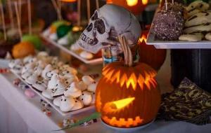 Halloween Haunted Dinner at Casa do Lago