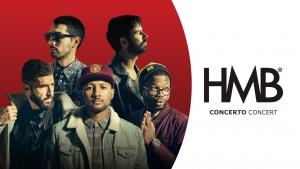 HMB in Concert at MAR Shopping Algarve