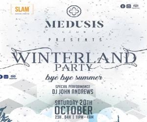 Medusis Winterland Party