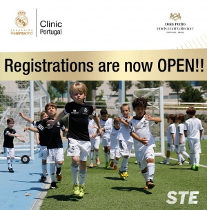 Real Madrid Foundation Football Coaching for Juniors