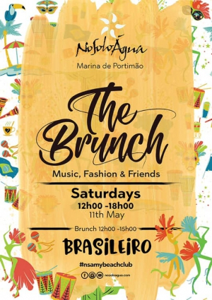 Saturday Summer Brunch at NoSoloÁgua