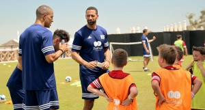 Soccer Camp with football legends at The Campus, Quinta do Lago