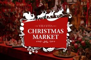 VILA VITA Christmas Market at the Biergarten 2017