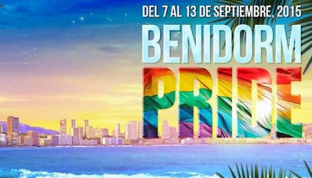 Party with Pride in Benidorm