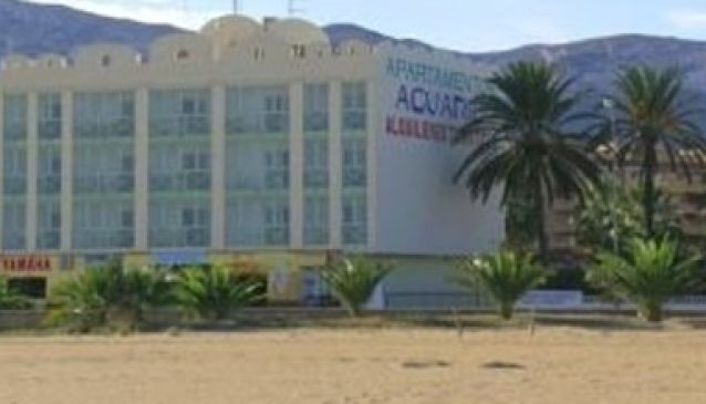Acuario Hotel Denia
