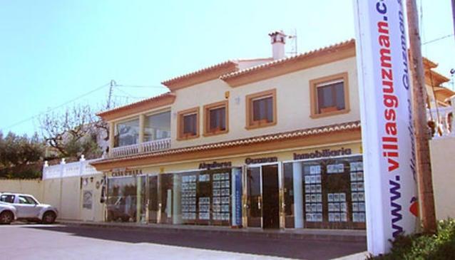 Alquileres Guzmán, S.L.